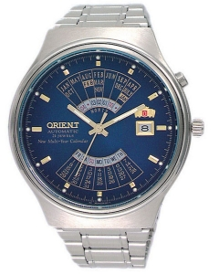 ORIENT Automatic Multi-Year Calendar